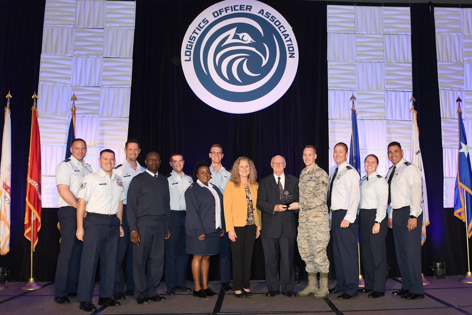 Awards - Logistics Officer Association
